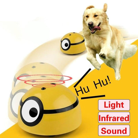 Pet Intelligent Escaping Automatic Interactive Toy