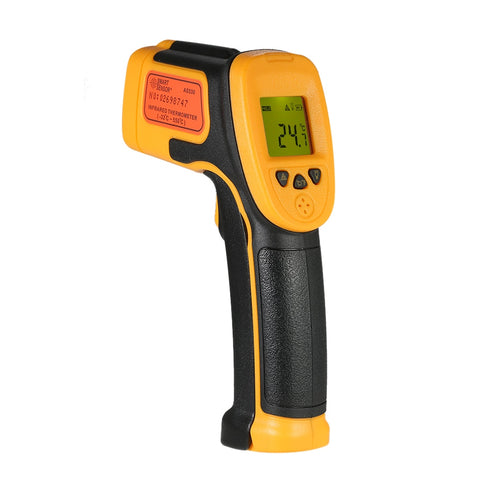Digital Infrared Industrial Thermometer