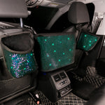 Green Glitter Car Steering Wheel Cover Accessories