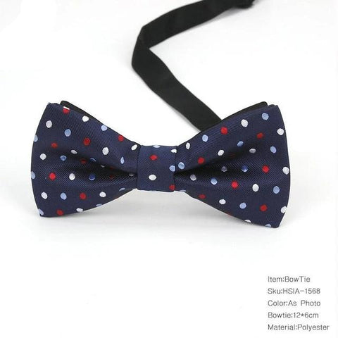 Bowtie Formal Necktie Fashion Business Wedding Male Butterfly Bow Tie Gift
