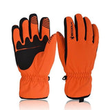 Ski Gloves Winter Thermal Fleece Warm