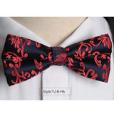 Classic Mens Necktie Adjustable Bowtie