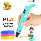 3D Printing Pen 2nd Generation Filament For Children Art Toys