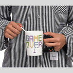 Funny Game Over Coffee Tea Mug