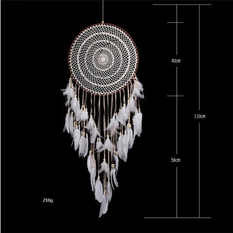 Dream Catcher Nordic Feathers Charm