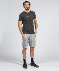 Branded Tee - Charcoal Peak Vigour