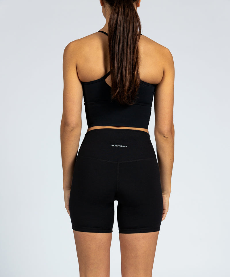 Cycle Short - Midnight Black