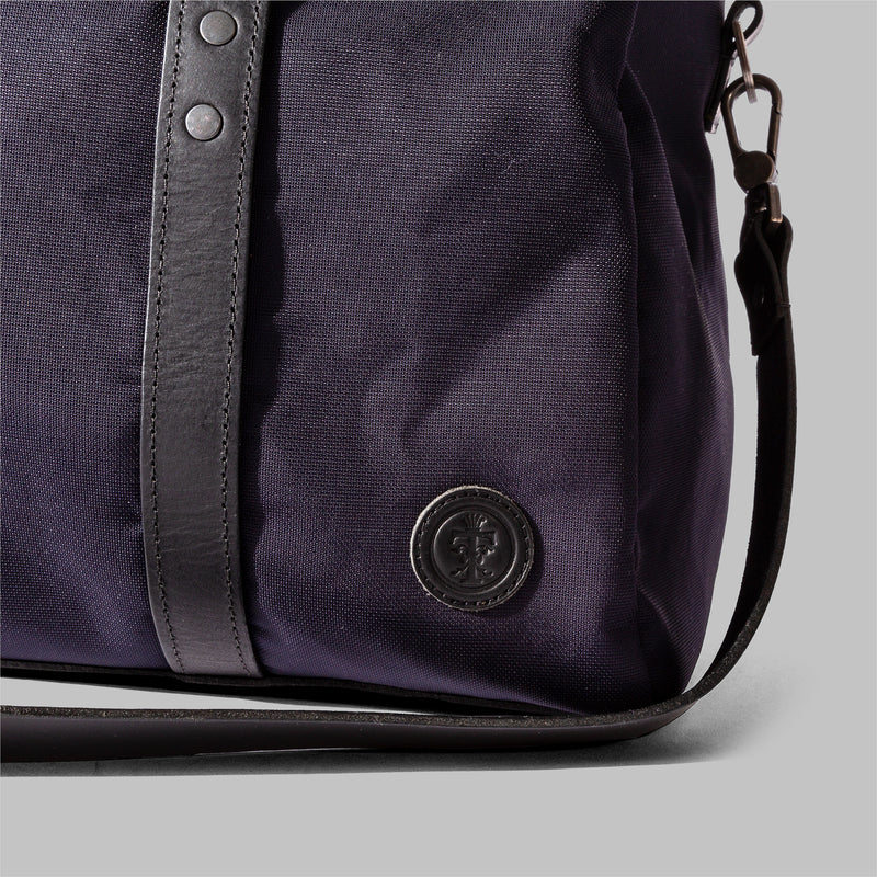 Bexley | Navy Nylon Weekender | Thorndale, UK