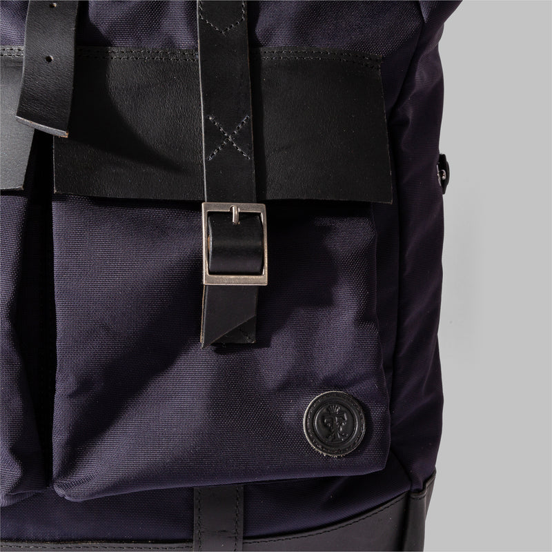 Brocton | Mens Navy Rucksack | Thorndale, UK