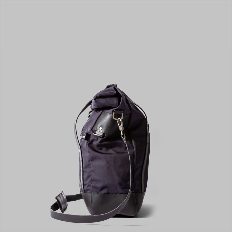 Croxden | Mens Navy Satchel | Thorndale, UK