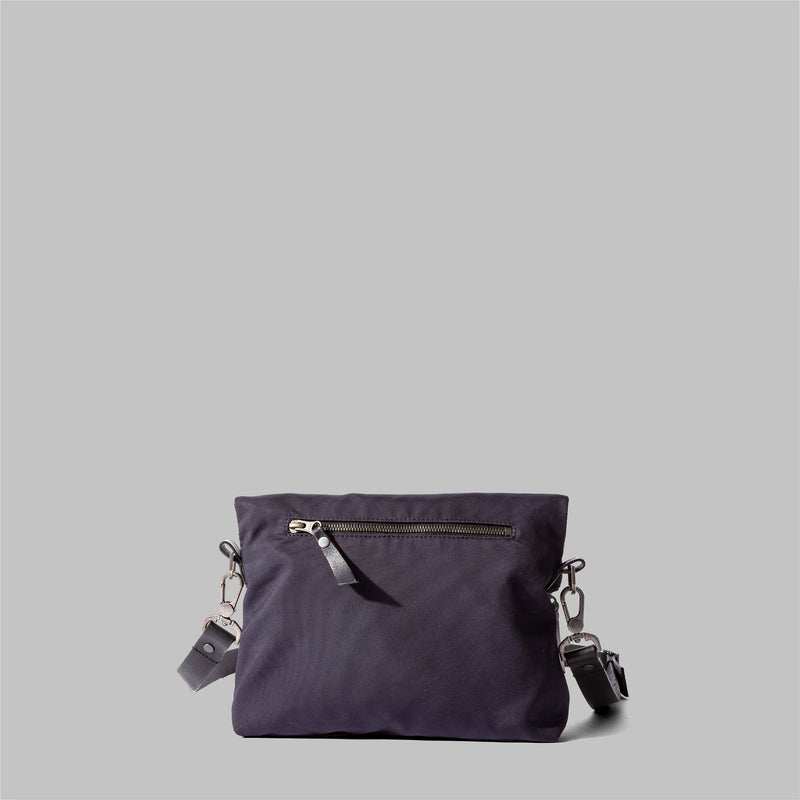 Ellesmere | Womens Navy Nylon Cross Body Bag | Thorndale