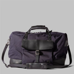Haughton | mens navy holdall