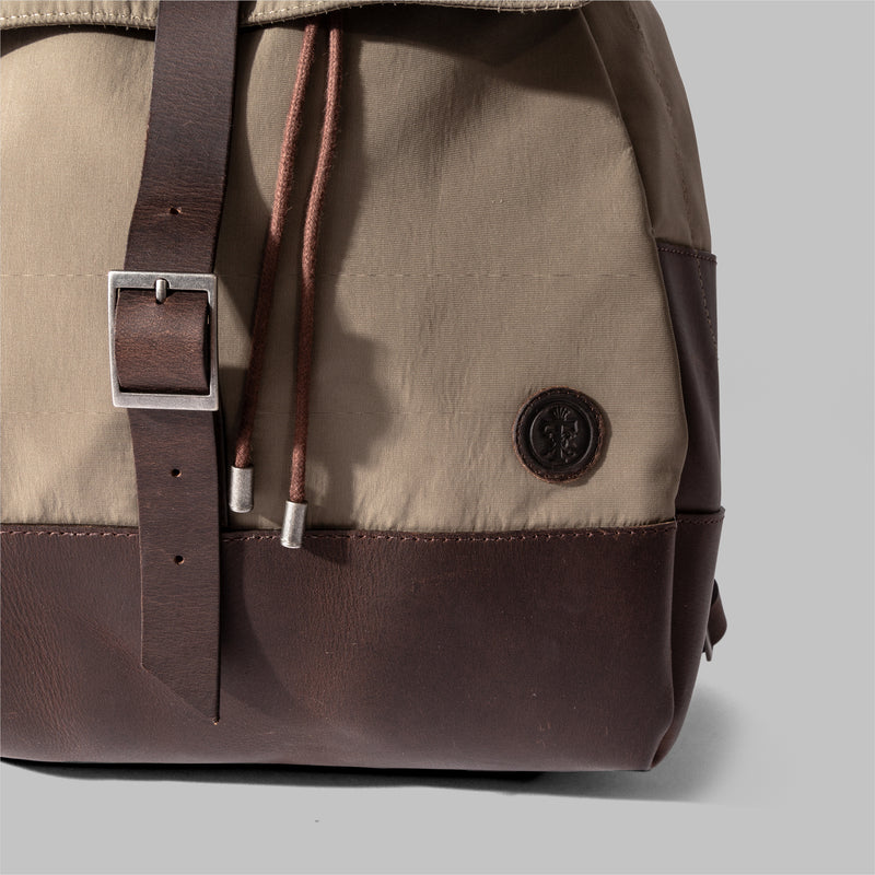 Weston | Womens Beige Rucksack | Thorndale, UK