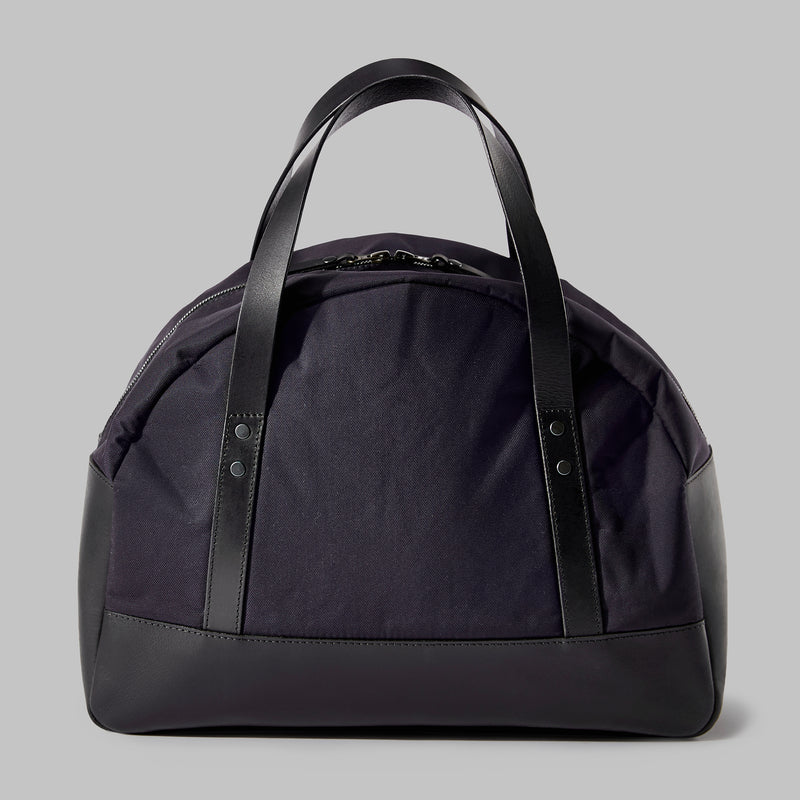 Sandon Navy Nylon Bowling Bag
