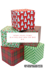 Holiday gift box/bag for your items