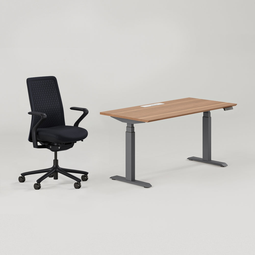 Seat Color:Gray; Frame Color:White