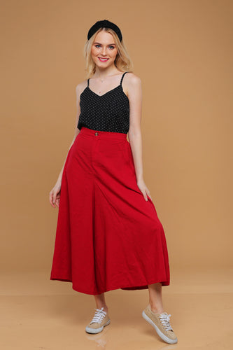 New: Chiara Wide Leg Pants