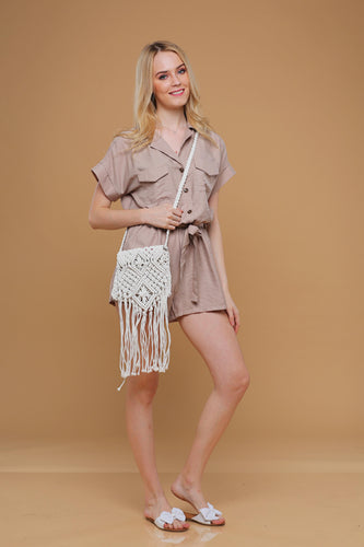 New: Savannah Romper