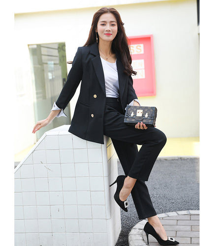 SALE: Meghan Blazer Set