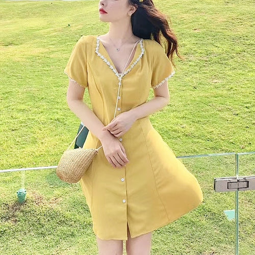 SALE: ADELAINE VINTAGE DRESS