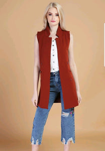 NEW: HOLLY VEST