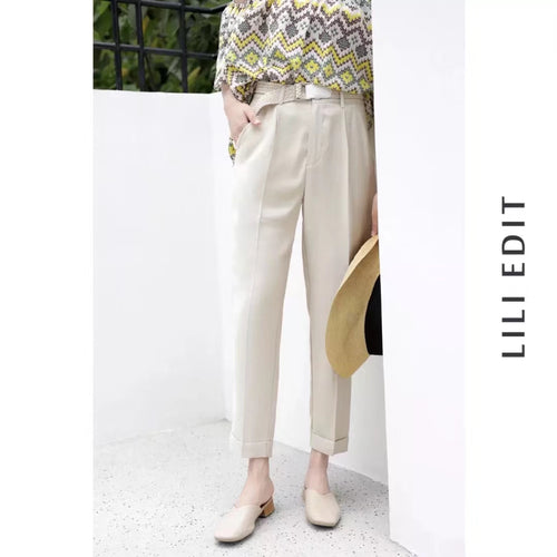 New: Lilli Couture Pants (cream)