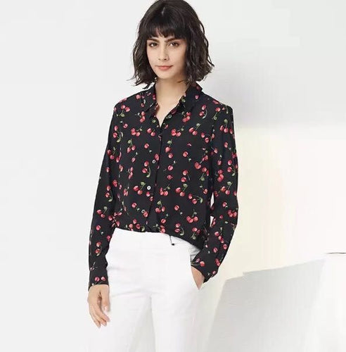 SALE: CHERRY BOMB TOP (black)