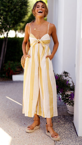 SALE: SELMA JUMPSUIT