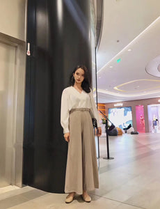 NEW: GEORGINA WIDE LEG PANTS