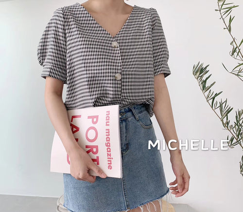 New: Michelle Plaid