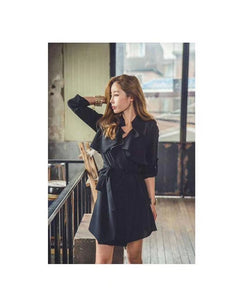 NEW: LOWE BLAZER DRESS