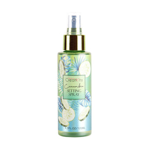 Cucumber Setting Spray Beauty Creations