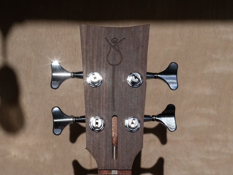 Acoustic Short Scale Bass: A Letter and Video