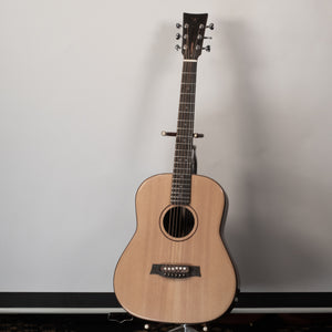 Slope Shoulder Dreadnought in East Indian Rosewood and Sitka Spruce