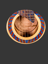 Load image into Gallery viewer, Flamed Maple with Spruce Theater Model Cutaway