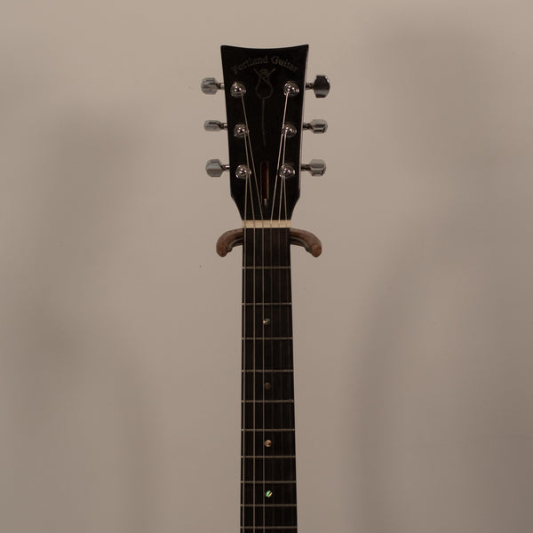 Redwood Thinline Soft Edge Hollow Body Electric
