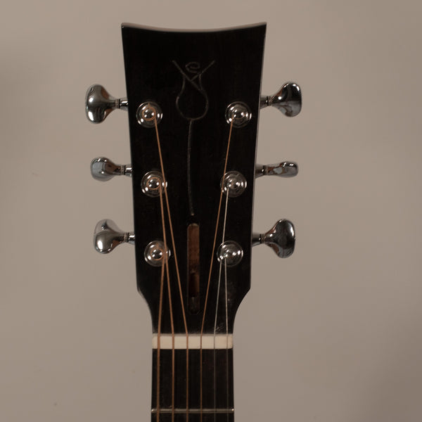 OM Rosewood and Adirondack Spruce--Ebony bridge