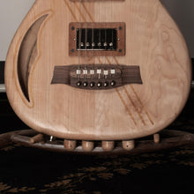 Load image into Gallery viewer, Cat's Eye Electric Hollow Body Guitar