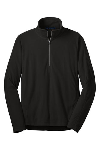 Port Authority® Mens Microfleece 1/2-Zip Pullover