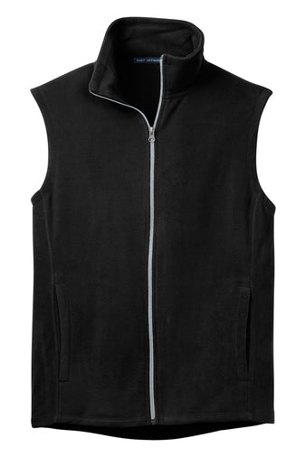 Port Authority® Mens Microfleece Vest
