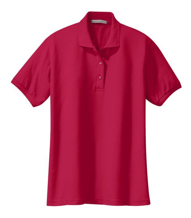 Port Authority® Ladies Silk Touch™ Polo - Standard Colors