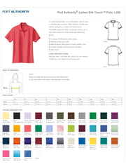 Solid Choice Sunshirt and Silk Touch Polo Bundle