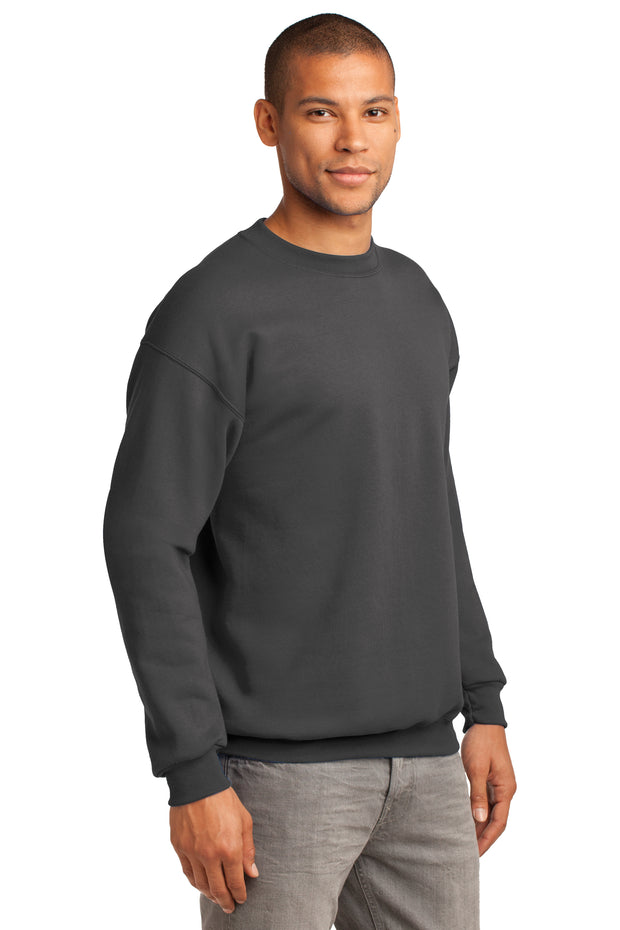 Port & Company® Essential Fleece Crewneck Sweatshirt - Basic Colors