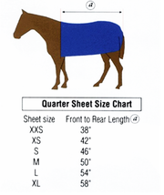 Curvon Coolerfleece Quarter Sheet