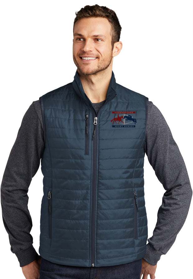 Port Authority® Mens Packable Puffy Vest