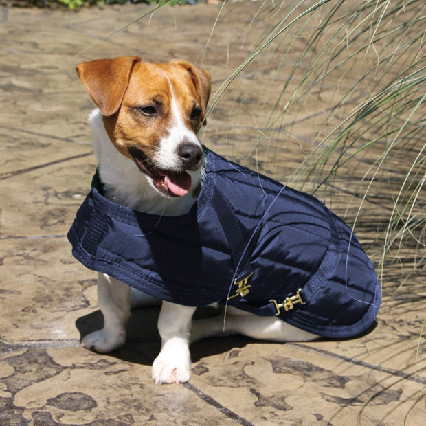 Dura-Tech® Channel Quilted Dog Coat