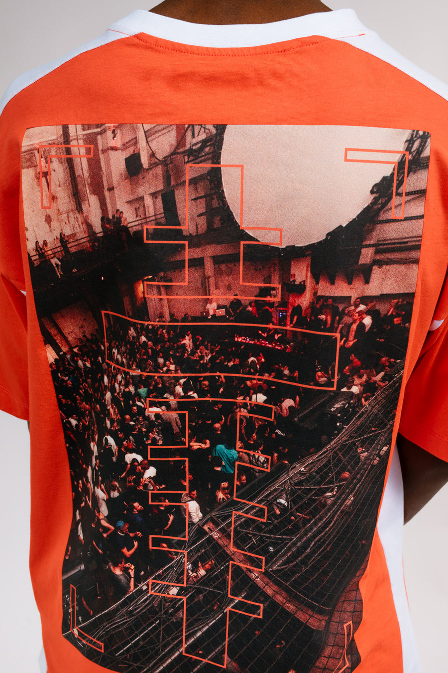 Oversize T-Shirt UNRELEASED U21