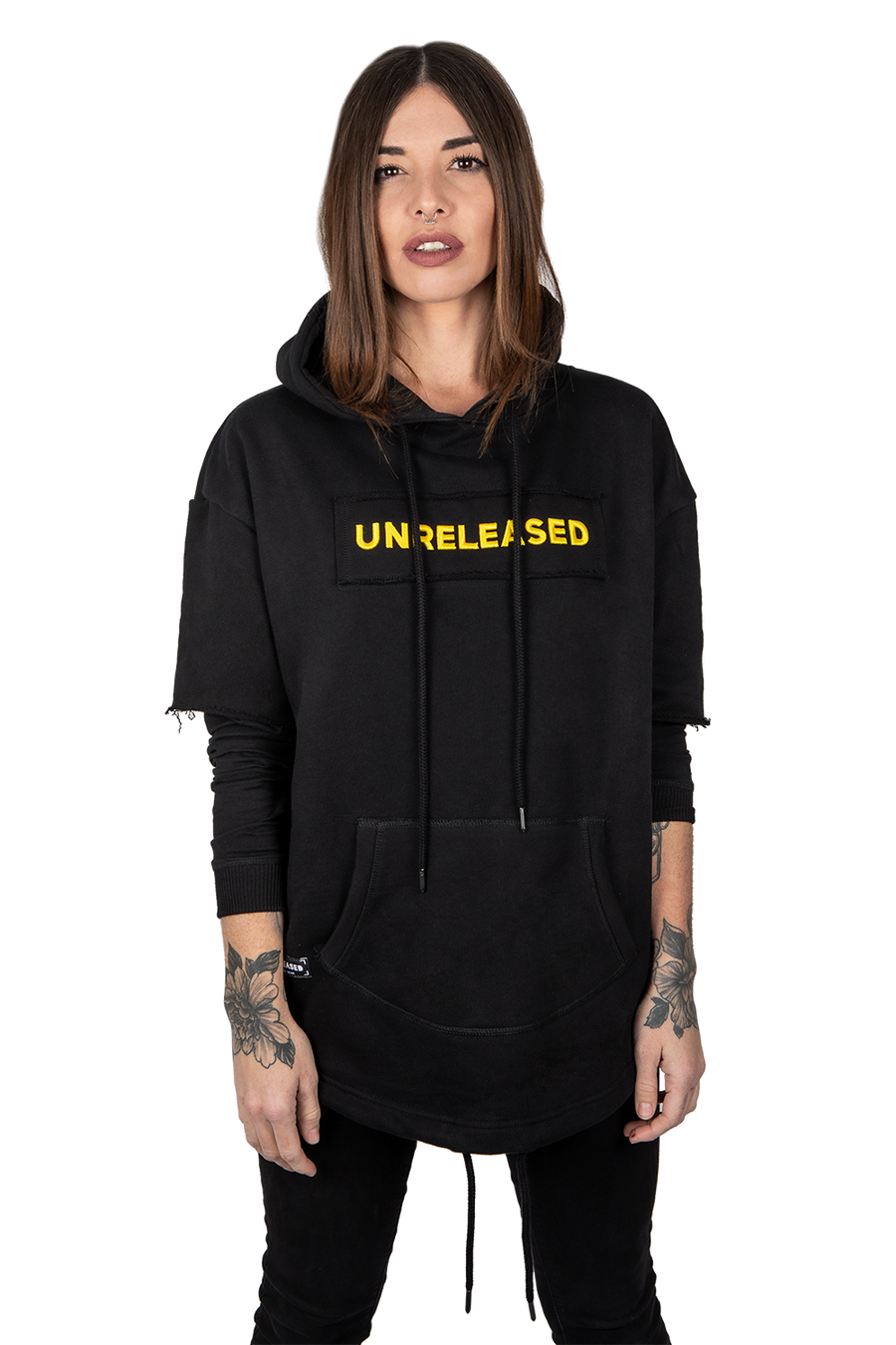 DOUBLE SLEEVE SWEATSHIRT