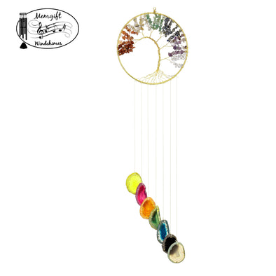 Memgift Windchimes Life Tree Wind chimes