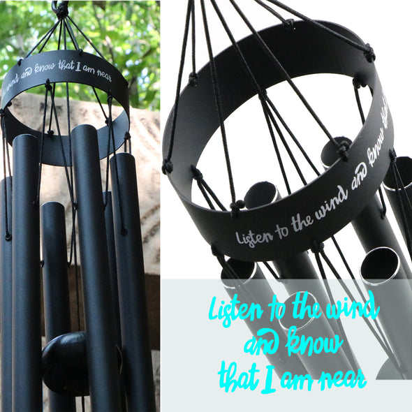 Pet Loss Memorial Wind Chime, If Love Could Have Saved You, Loss of Beloved Pet